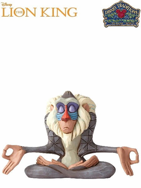 Disney Traditions The Lion King Rafiki Statue