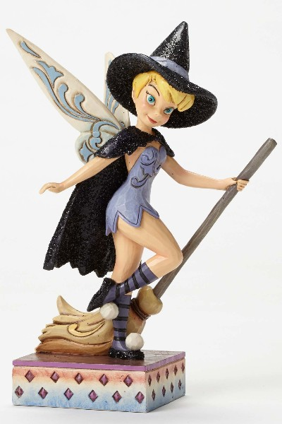 Disney Traditions Tinker Bell Witch A Touch of Magic Statue
