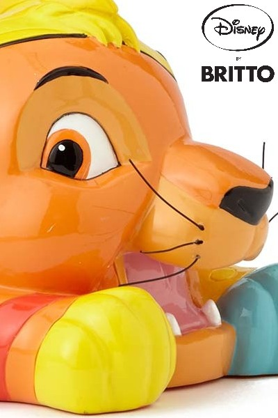 Disney by Britto Simba from The Lion King Figurine
