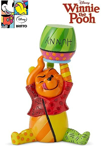 Disney by Britto Winnie the Pooh Mini Figurine