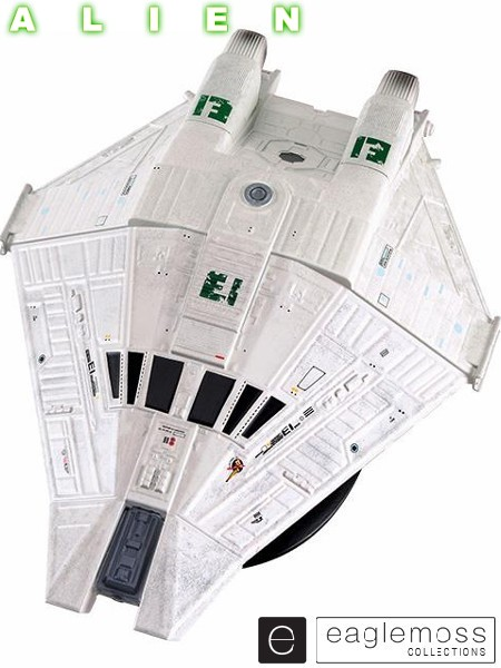 Eaglemoss Alien Narcissus Shuttle Replica
