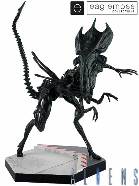 Eaglemoss Aliens The Alien Queen Special Edition Scaled Statue