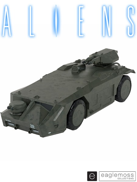 Eaglemoss Aliens Armored Personnel Carrier Vehicle Replica
