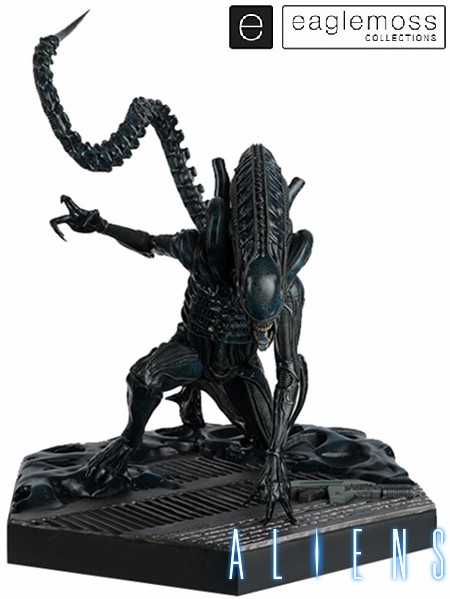 Eaglemoss Aliens Mega Xenomorph Warrior Statue