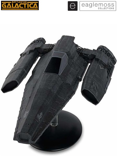 Eaglemoss Battlestar Galactica Blackbird - Laura Ship Replica