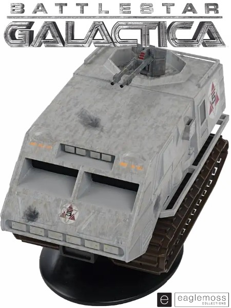 Eaglemoss Battlestar Galactica Classic Landram Vehicle Replica