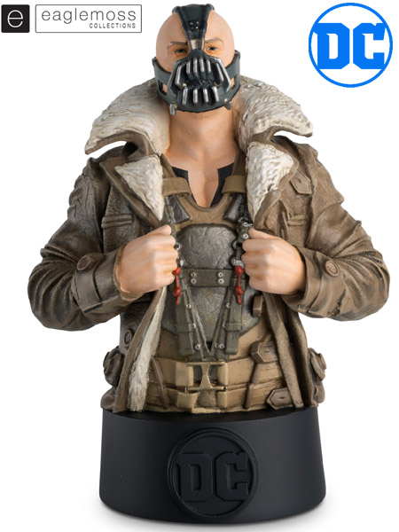 Eaglemoss DC Batman The Dark Knight Rises Bane Bust