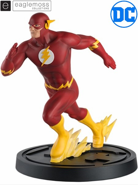 Eaglemoss DC Comics The Flash Mega Scale Figurine
