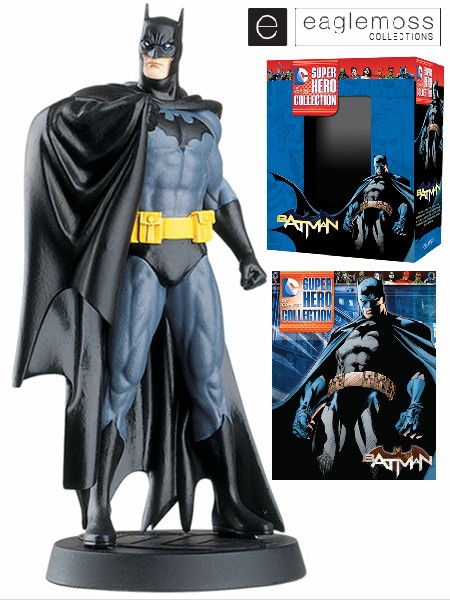 Eaglemoss DC Comics Superhero Collection Batman Issue 1