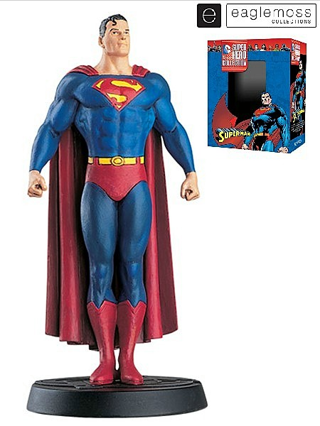 Eaglemoss DC Comics Superhero Collection Superman Issue 2