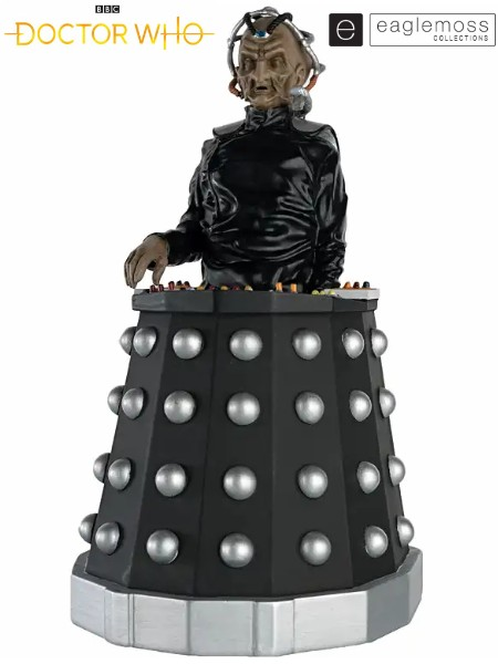 Eaglemoss Doctor Who Davros Mega Scale Figurine