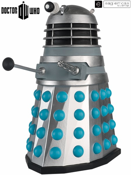 Eaglemoss Doctor Who Figurine Special #2 Mega Dead Planet Dalek