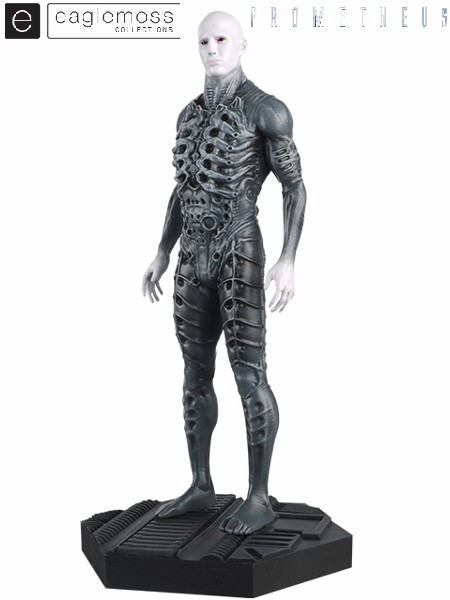 Eaglemoss Prometheus The Engineer Scaled Statue