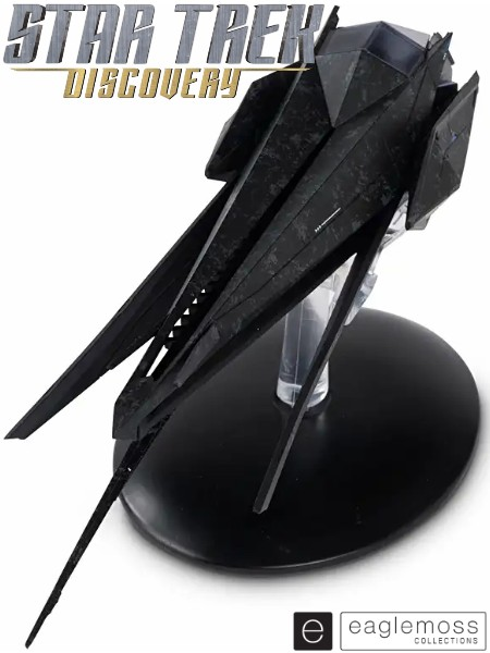 Eaglemoss Star Trek Discovery Baul Fighter Ship Replica