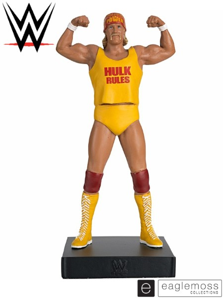 Eaglemoss WWE Collection Hulk Hogan Figurine