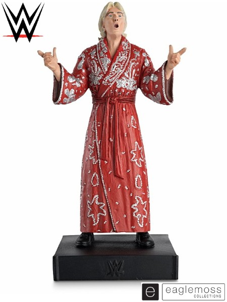 Eaglemoss WWE Championship Collection Ric Flair Figurine