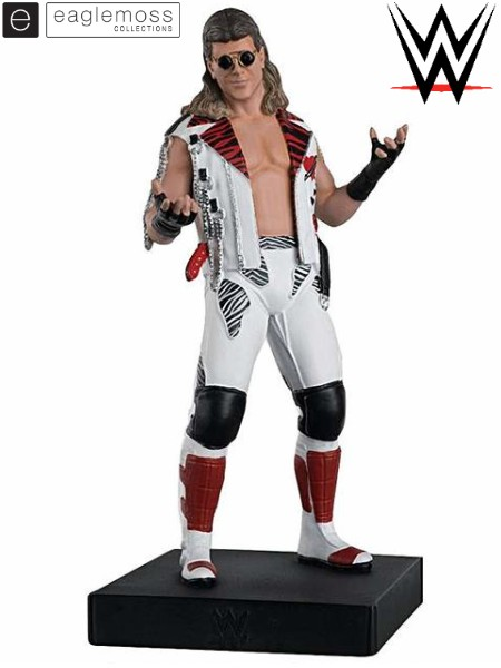 Eaglemoss WWE Collection Shawn Michaels Figurine