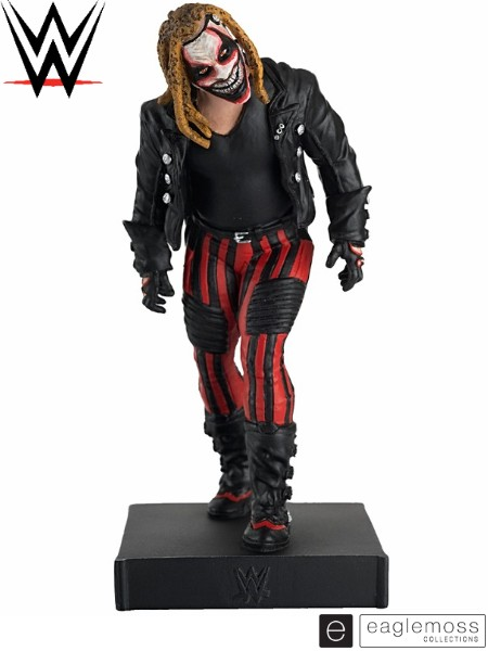 Eaglemoss WWE Championship Collection Fiend Bray Wyatt Figurine