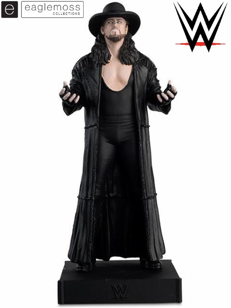 Eaglemoss WWE Collection The Undertaker Figurine