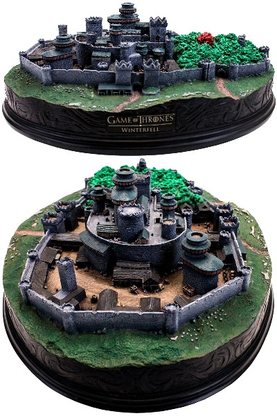 Factory Entertainment HBO Game Of Thrones Winterfell Environment