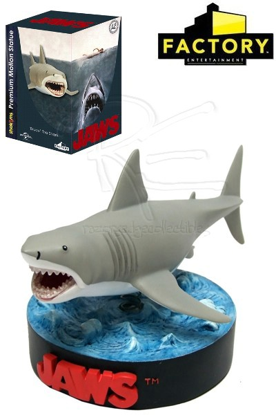 Factory Entertainment Jaws Bruce the Shark Premium Motion Statue