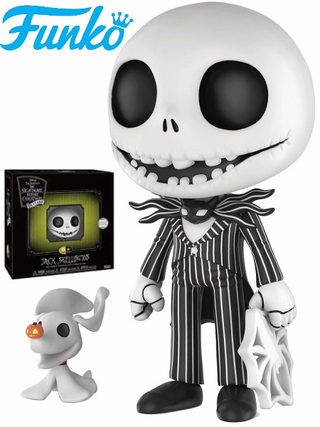 Funko 5 Star The Nightmare Before Christmas Jack Vinyl Figure