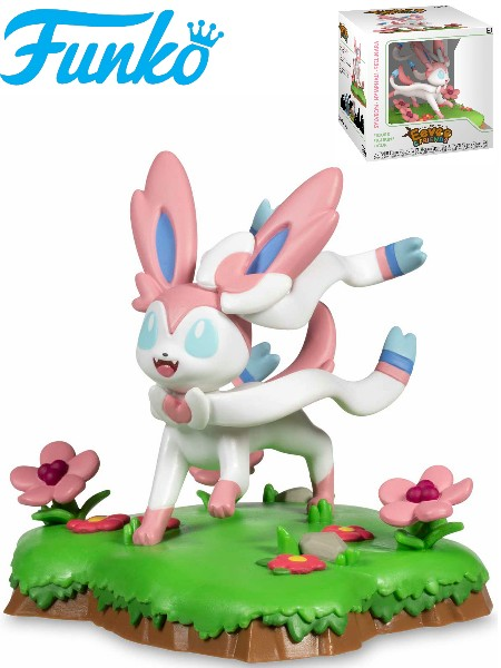 Funko Pokemon An Afternoon with Eevee and Friends Sylveon Figure