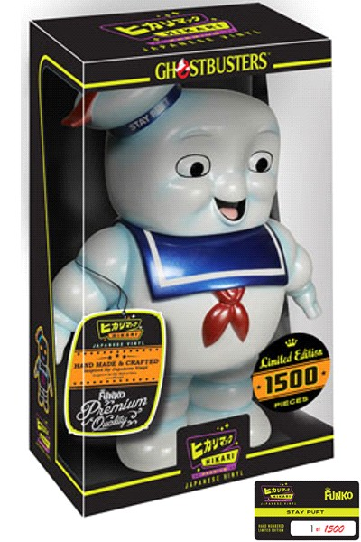 Funko Ghostbusters Stay Puft Marshmallow Man Hikari Figure