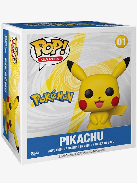 Funko POP #01 Pokemon Pikachu 18 Inch Figure