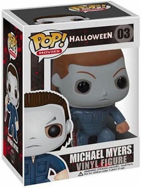 Funko POP #03 Movies Halloween Michael Myers Figure