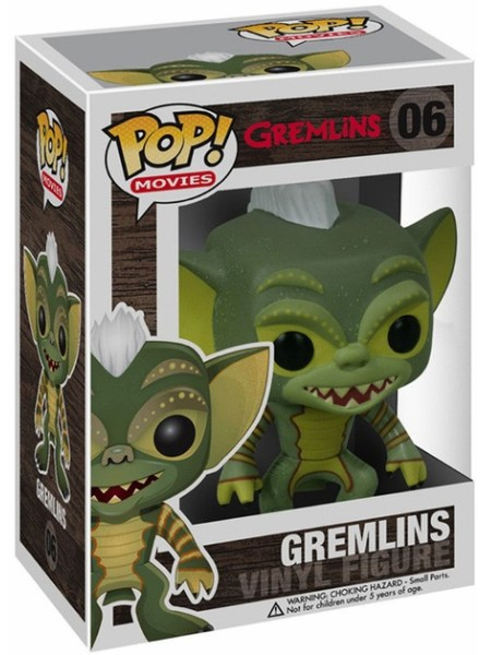 Funko POP #06 Movies Gremlins Stripe Gremlin Figure