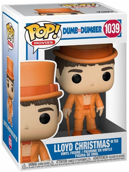 Funko POP #1039 Dumb and Dumber Lloyd in Tuxedo Figure