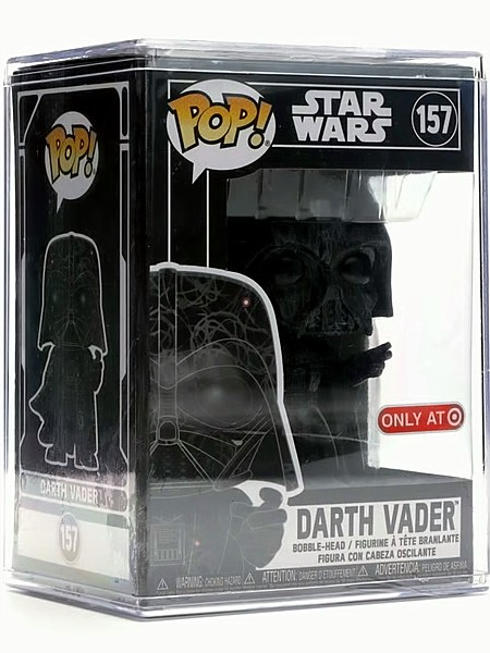 Funko POP #157 Star Wars Darth Vader Futura Exclusive