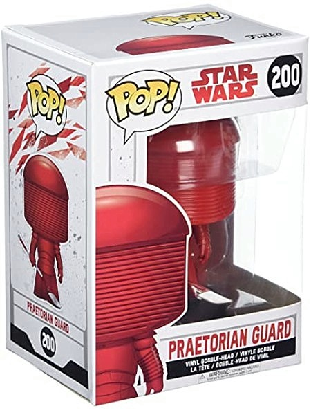 Funko POP #200 Star Wars Praetorian Guard Figure