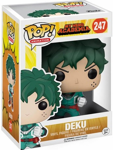 Funko POP #247 My Hero Academia Deku Figure