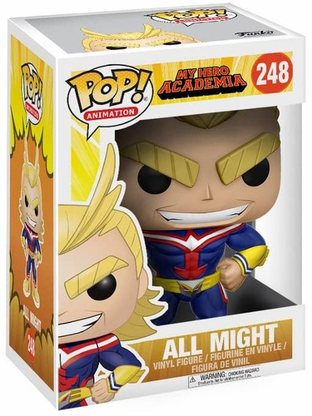 Funko POP #248 My Hero Academia All Might Figure