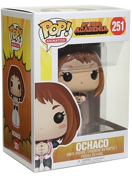 Funko POP #251 My Hero Academia Ochaco Figure