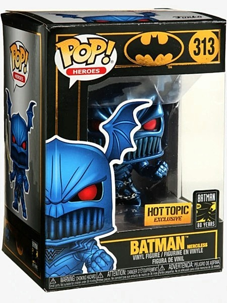 Funko POP #313 Heroes Batman Merciless Exclusive Figure