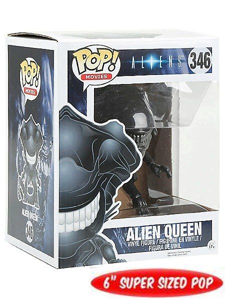 Funko POP #346 Movies Aliens Alien Queen 6 Inch Figure