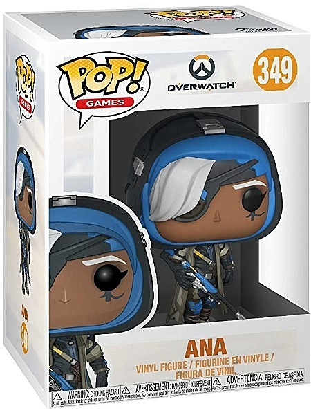 Funko POP #349 Games Overwatch Ana Figure