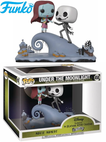 Funko POP #458 NBX Under the Moonlight Movie Moment Figure