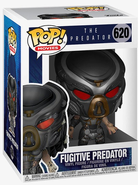 Funko POP #620 The Predator Fugitive Predator Figure