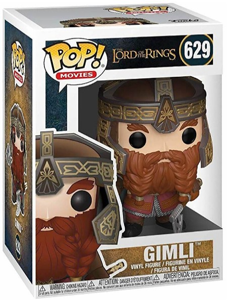 Funko POP #629 The Lord of the Rings Gimli Figure