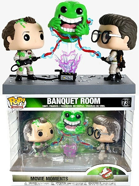 Funko POP #730 Movie Moments Ghostbusters Banquet Room