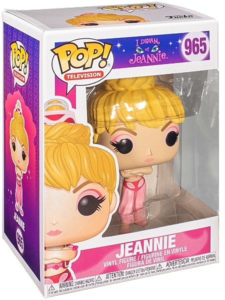 Funko POP #965 Television  I Dream of Jeannie - Jeannie Figure