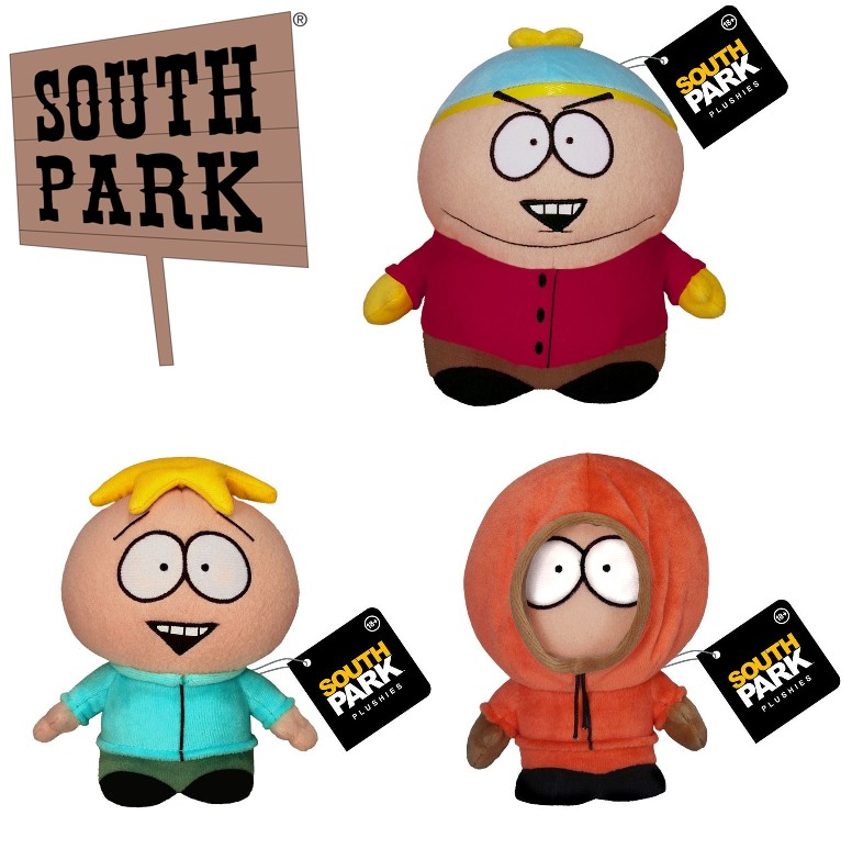 Funko South Park Butters South Park Butters And Kenny