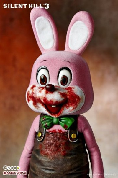 Gecco Silent Hill 3 Robbie the Rabbit Pink Sixth Scale Figure