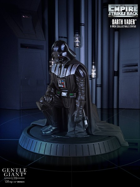 Gentle Giant Star Wars Darth Vader Collectors Gallery Statue