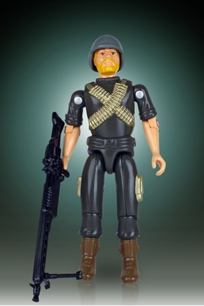 Preorder Gentle Giant GI Joe Rock N Roll Jumbo Figure