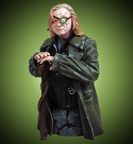 Gentle Giant Harry Potter Mad-Eye Moody Mini Bust